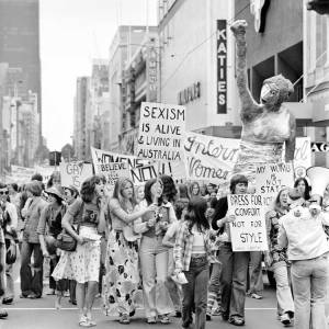 International Women's Day rally, Melbourne1_11410104_tcm11-17964