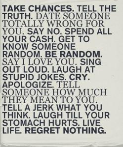 take-chances