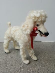 dorothyanne-brown-hannah-the-poodle-felted_32980831700_o