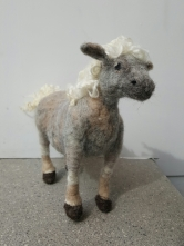 dorothyanne-brown-thelwell-the-pony-felted_33363680205_o