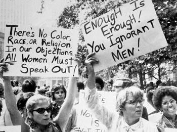 women-protesting