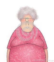cartoon-happy-smiling-old-lady-senior-citizen-pink-dress-46821182