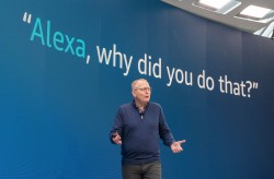 Image result for throwing Alexa dot against wall